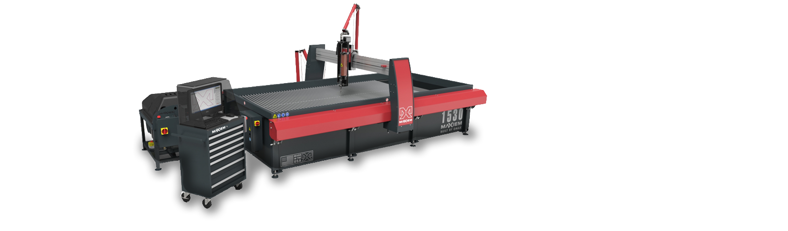 Maxiem 1530 Waterjet Cutting Machine